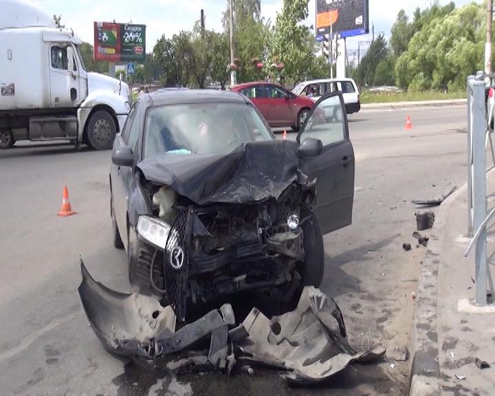 В Вологде в результате ДТП пострадали три женщины