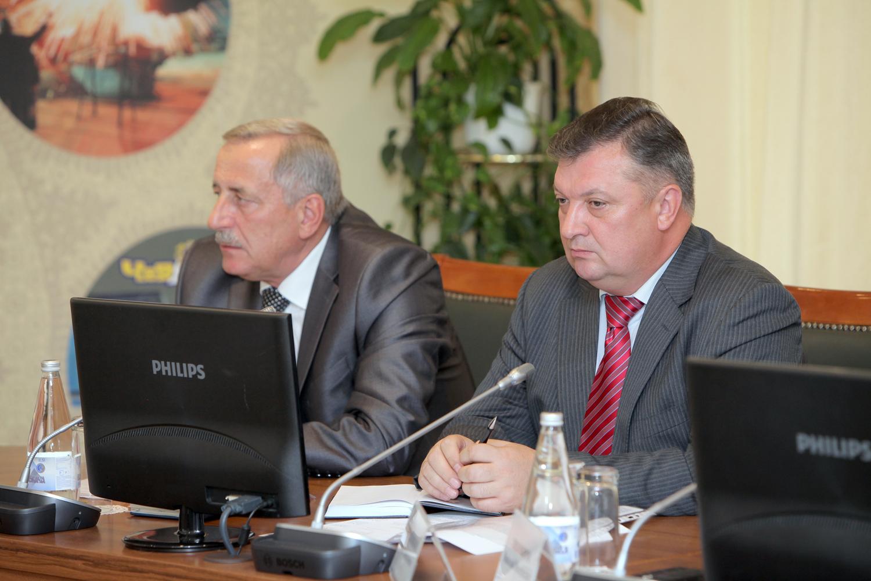 Олег Кувшинников представил Федерального инспектора по Вологодской области