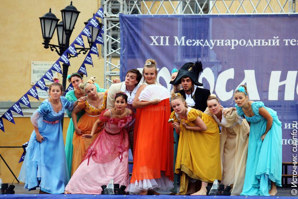 Двух участников фестиваля «Голоса истории» в Вологде отметят особыми призами