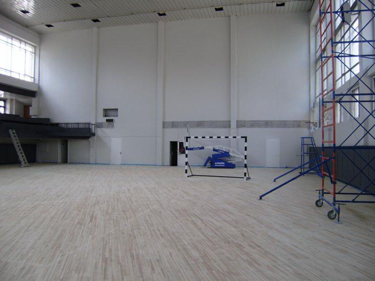 В вологодских сельских школах отремонтируют спортивные залы