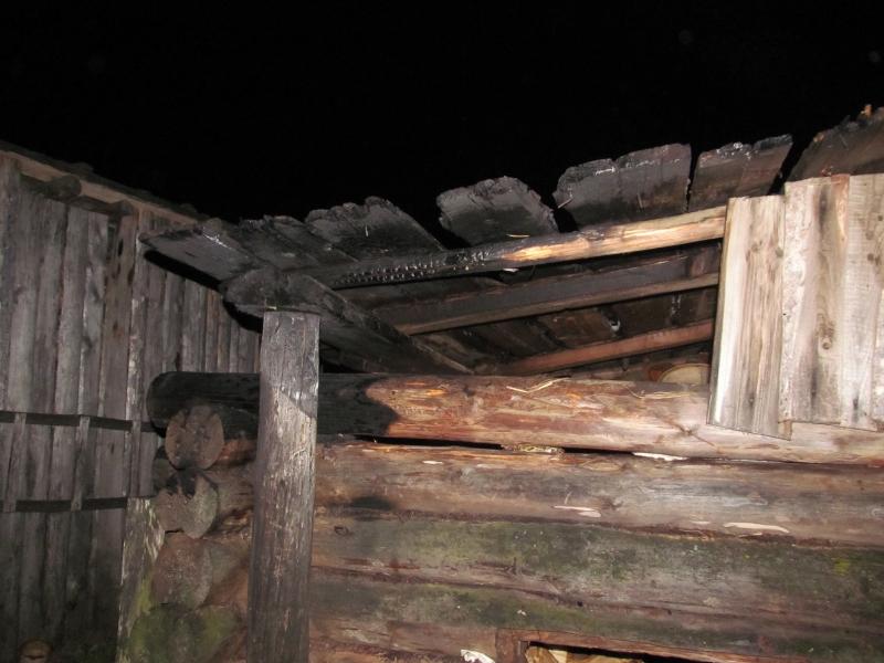 Вологжанин поджёг дом, в котором его не угостили спиртным