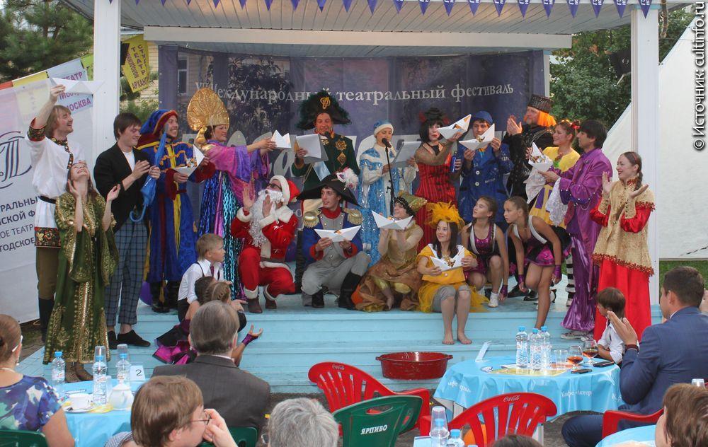 Театральный фестиваль «Голоса истории» завершился в Вологде