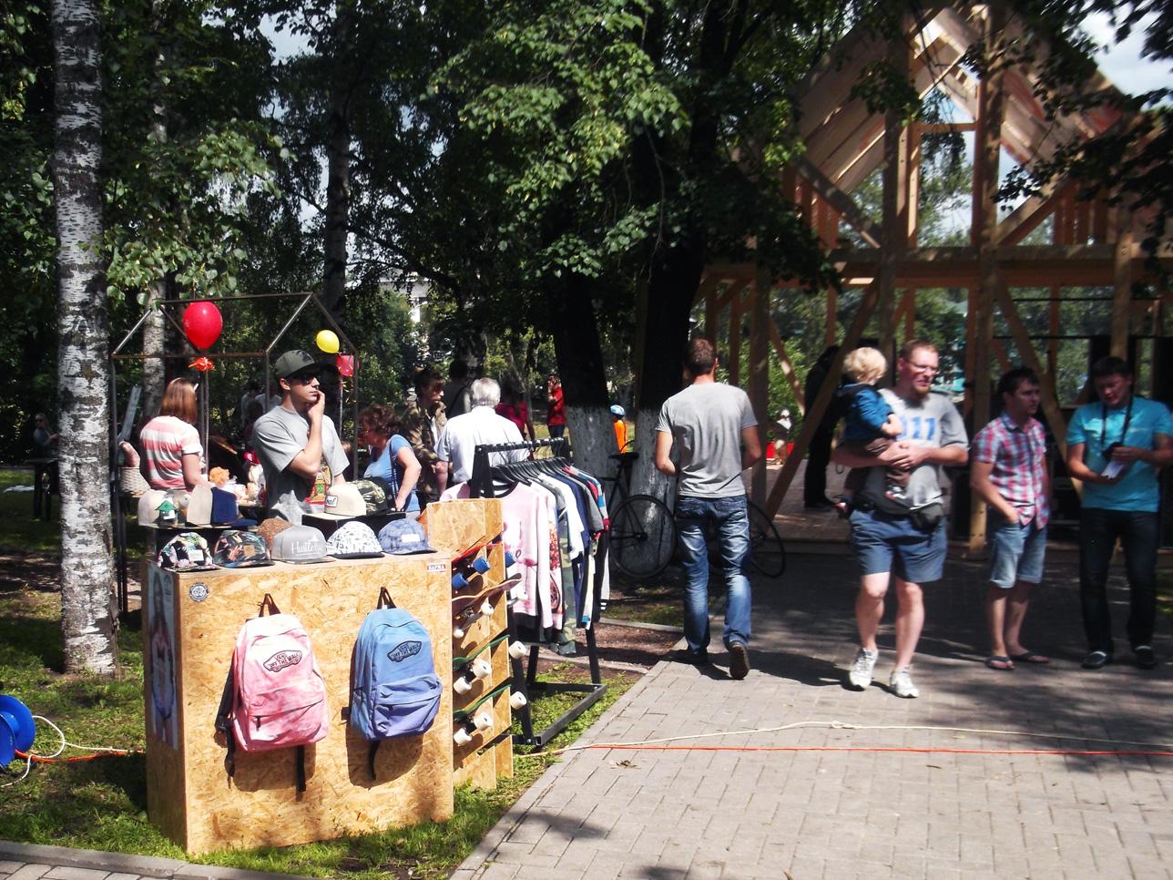 Вологжане провели выходные на  Пикнике  VOICES