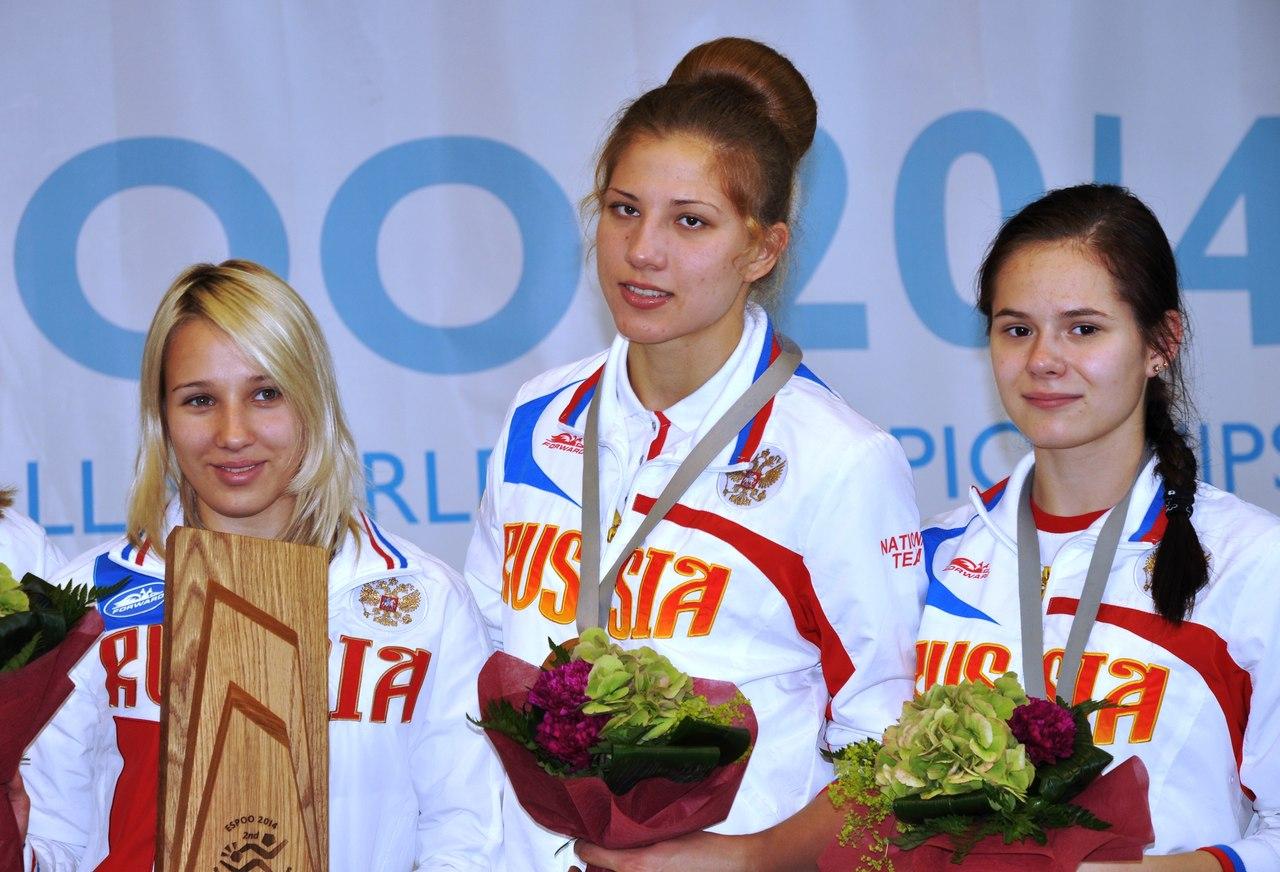Вологжанки в составе сборной России стали серебряными призерами Чемпионата мира по голболу
