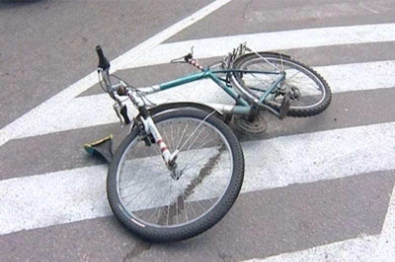 В Череповце в ДТП погиб велосипедист