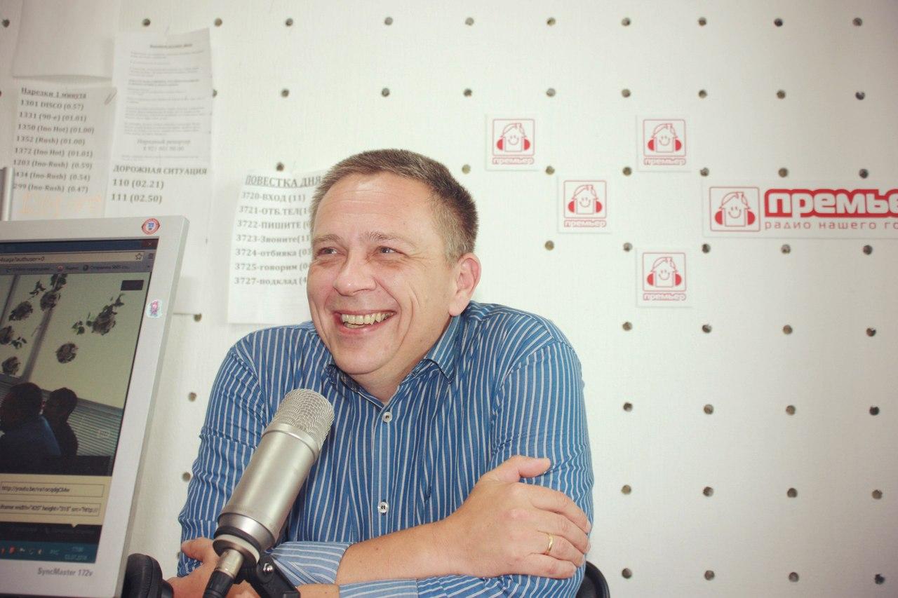 Просмотры эфира со Степаном Демурой на радио Премьер перевалили за 2,5 тысячи