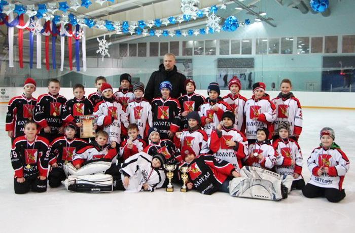 Хоккейный класс появится в вологодской школе №30