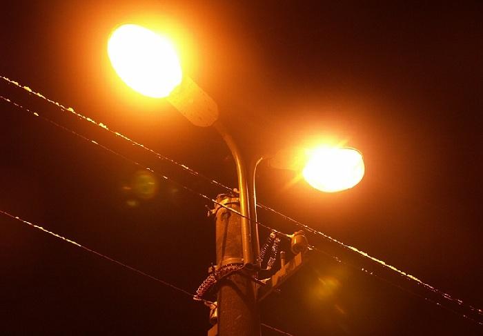 Уличное освещение вновь вернётся в Вологду