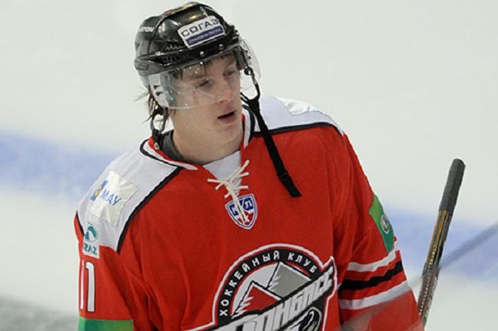 Воспитанник череповецкого хоккея возвращается в состав «Северстали»