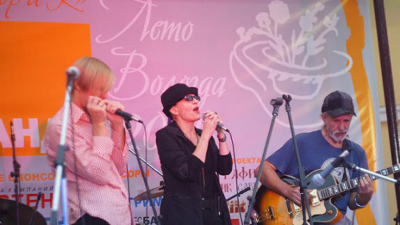 В Вологде открывается фестиваль «Блюз на веранде»