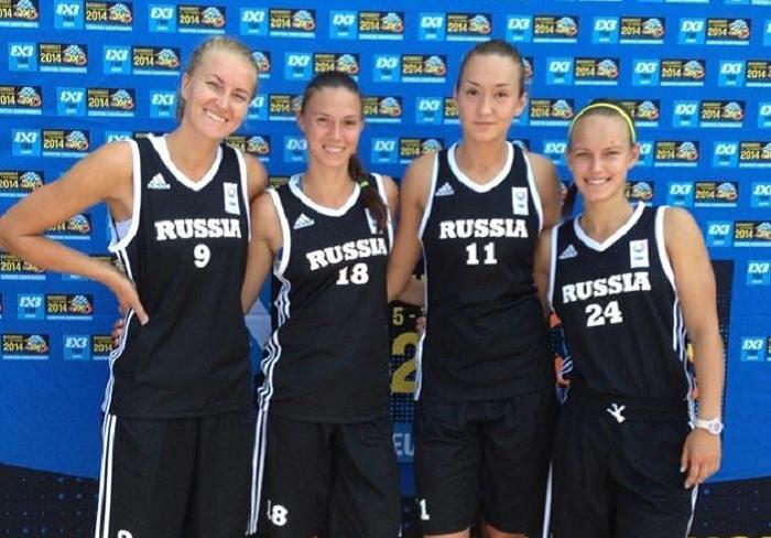 «Чевакатки» сыграют в уличный баскетбол на Чемпионате Европы