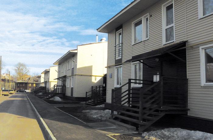 Вологжане, которых переселяют в новые дома в Узком переулке, продолжают судиться за качество жилья