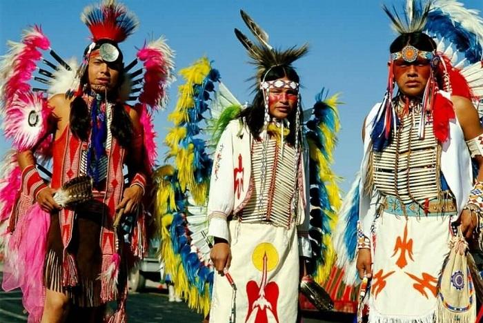 Североамериканские индейцы приедут на праздник в Тотьму