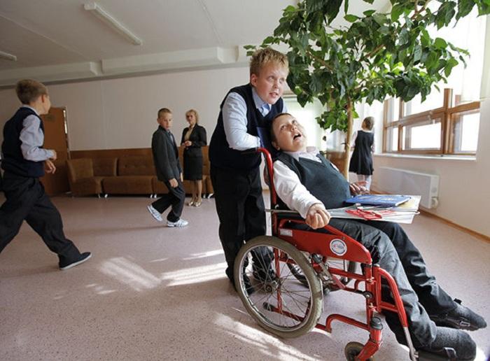 знакомство с инвалидами с вологодской области