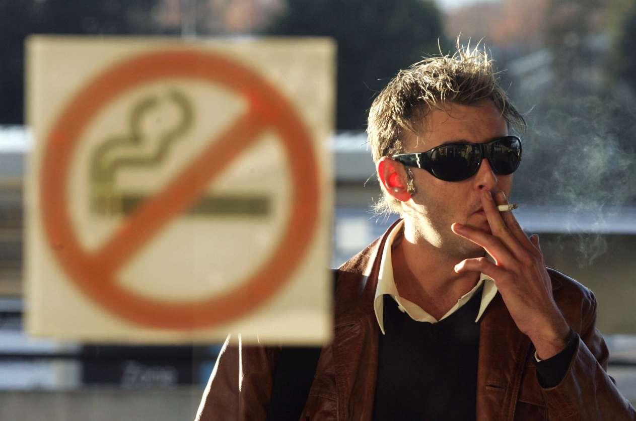 229 тысяч рублей выплатят вологжане за курение в запрещенных местах