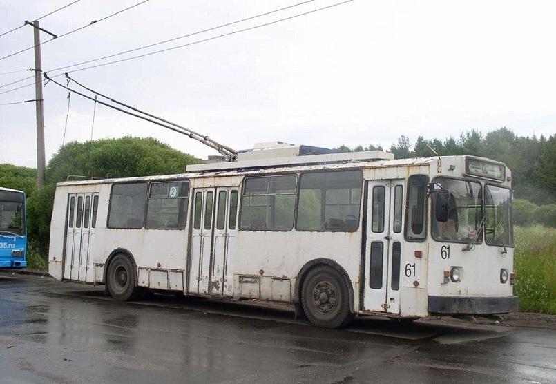 «Вологдаэлектротранс» задолжал работникам почти 4 миллиона рублей