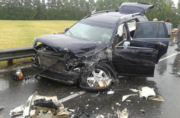 В Вологде столкнулись 4 машины: пострадала девушка-подросток