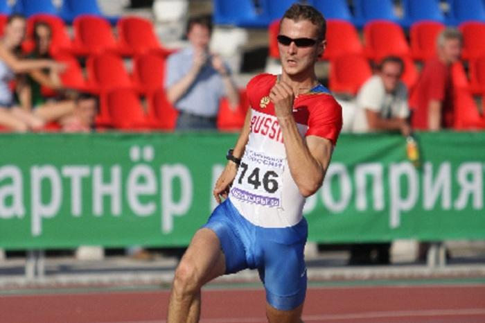 Вологодский легкоатлет Константин Петряшов завоевал «золото» и «серебро» Чемпионата России