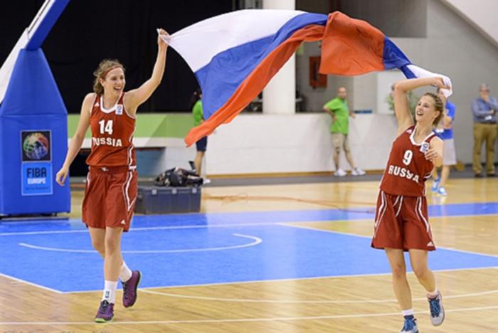 Сборная России по баскетболу стала чемпионом Европы среди юниоров