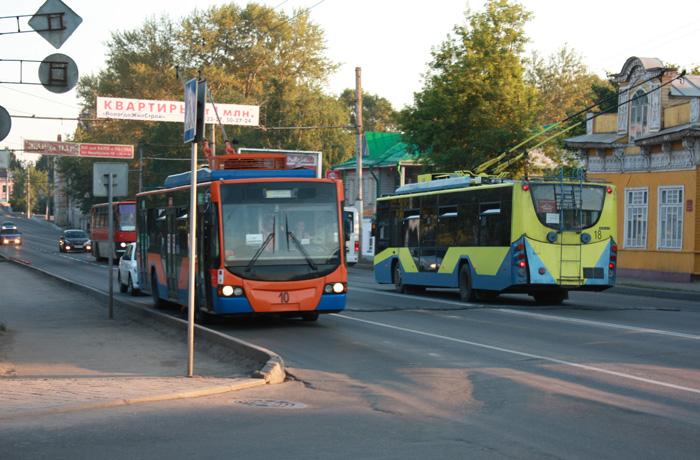 Троллейбусному предприятию Вологды хотят отключить электричество за долги