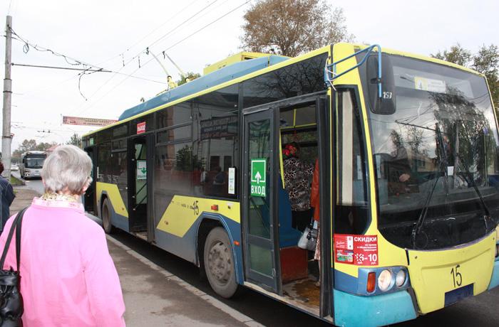 Троллейбусное движение в Вологде не прекратится