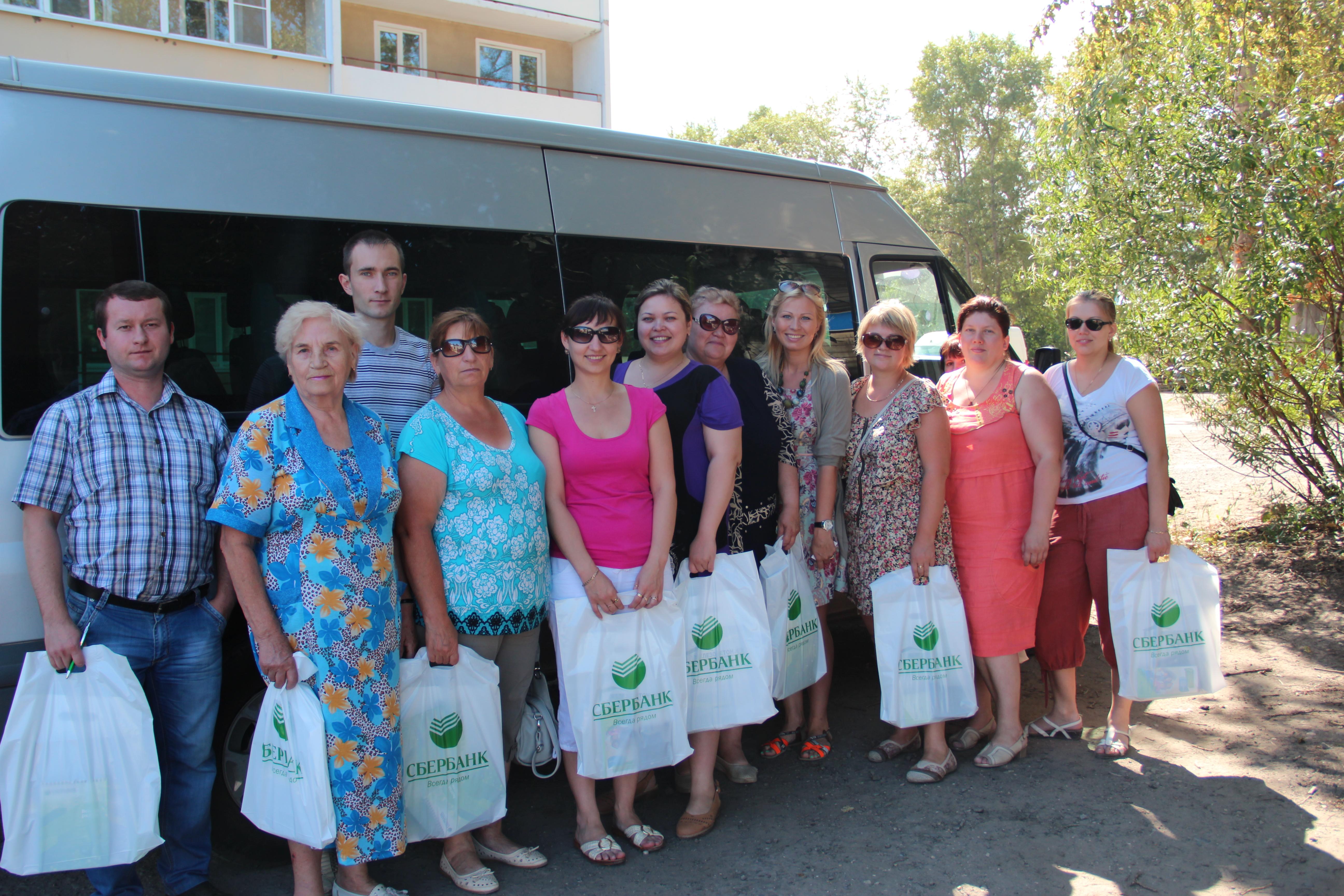 Сбербанк приглашает на экскурсию по новостройкам Вологды