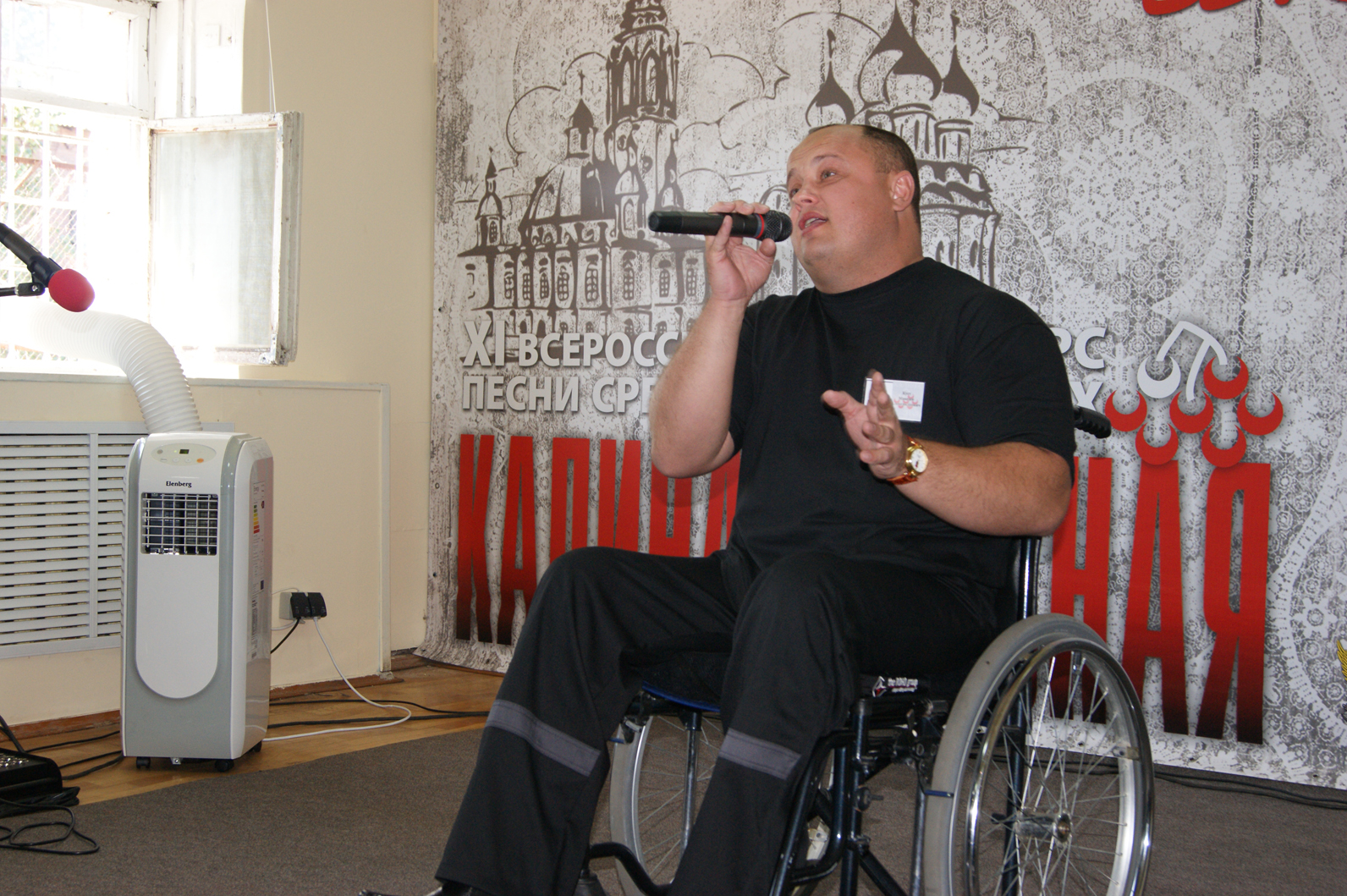 Артисты вологодской филармонии дали мастер-класс для осужденных
