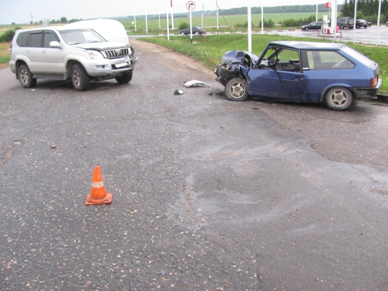 На месте ДТП в Вологодской области изъяли наркотики