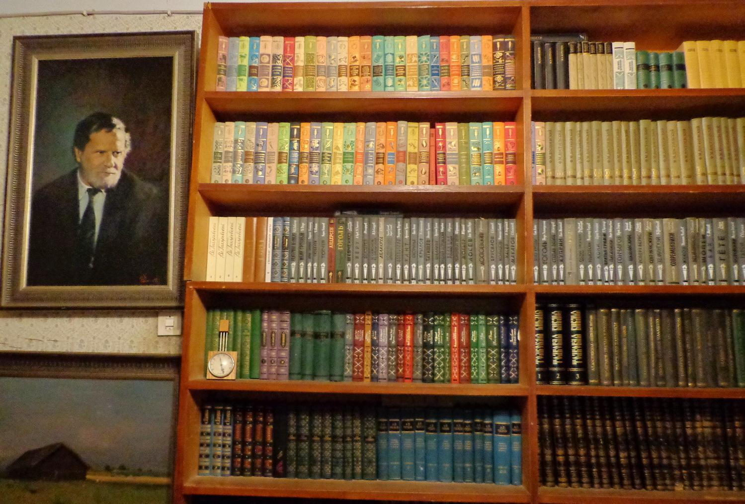 Вологодская область рискует остаться без музея-квартиры писателя Василия Белова