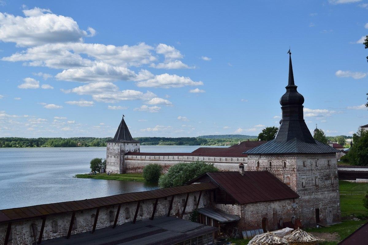Проект по благоустройству Кирилло-Белозерского монастыря изменили из-за археологических находок