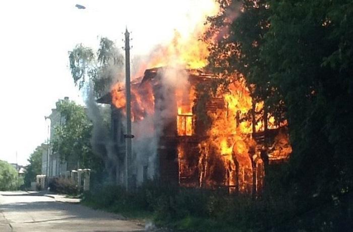 Нашелся подозреваемый в поджоге «дома со штурвалами»  в Вологде