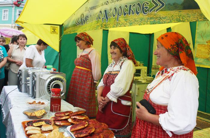 Сельскохозяйственные ярмарки в Вологодской области станут регулярными