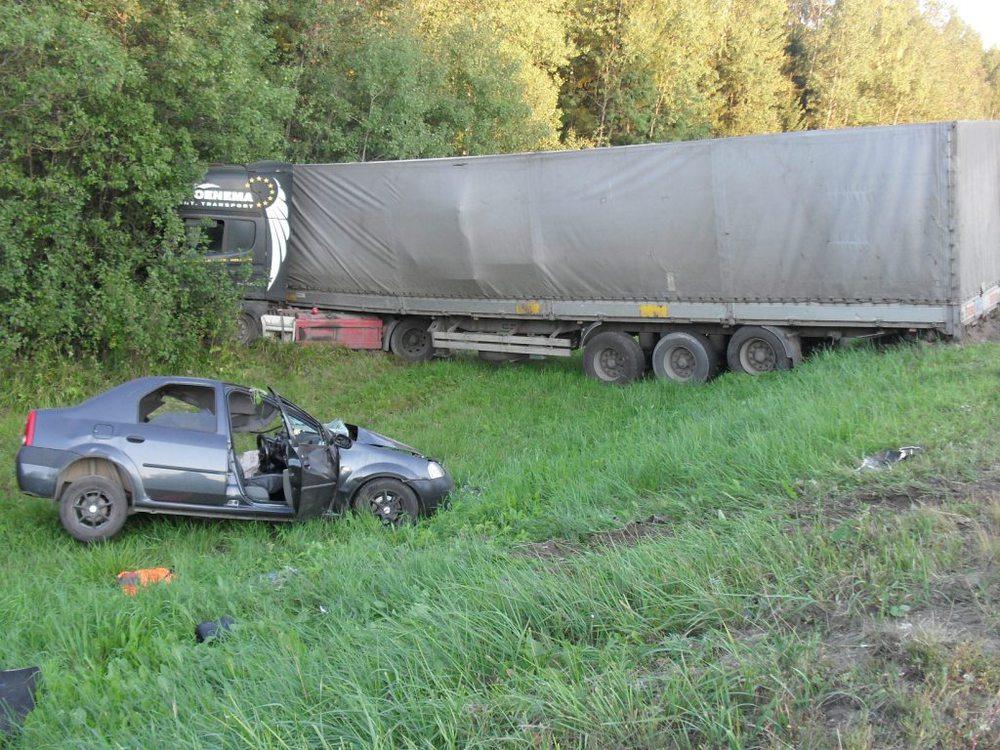 В Ярославской области погиб водитель, ехавший из Вологды
