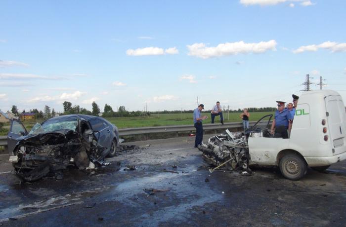 Оба водителя – участники страшной аварии на обходе Вологды погибли