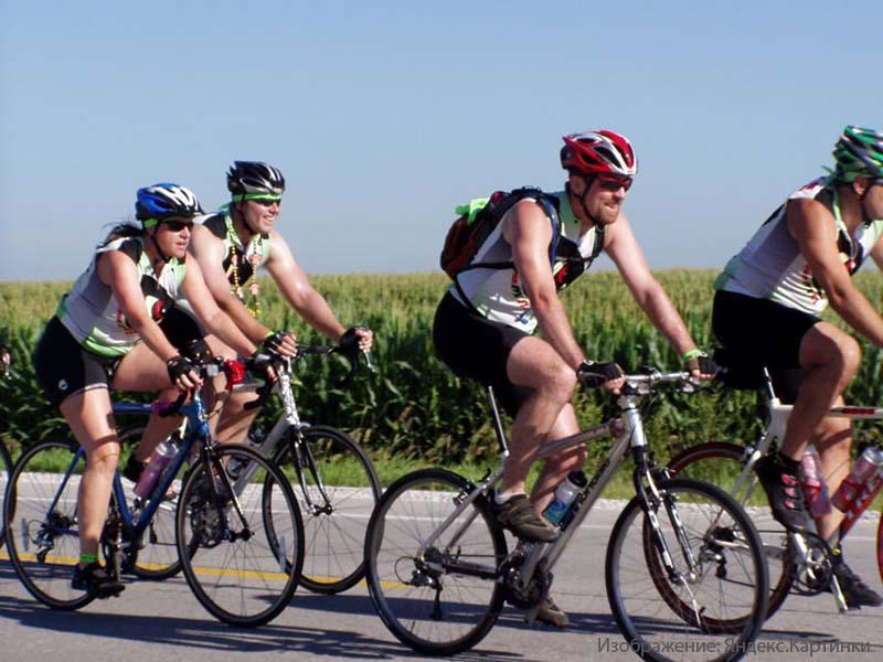 Велоэстафета впервые пройдет в Вологде