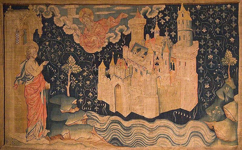 Историки: Вологда могла быть построена по подобию Нового Иерусалима
