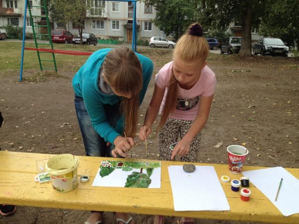Неделя экологии в Городе детства