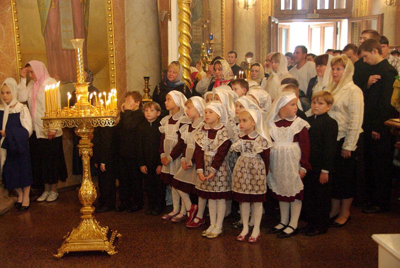 В Вологодской Софии пройдет молебен перед 1 сентября