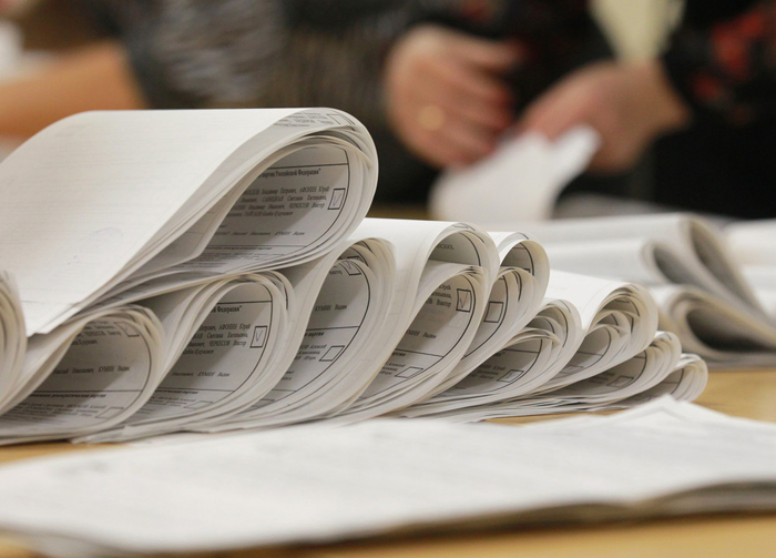 В Вологодской области отпечатали бюллетеней меньше, чем избирателей