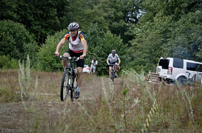 В Вологде планируют провести соревнования по велобиатлону