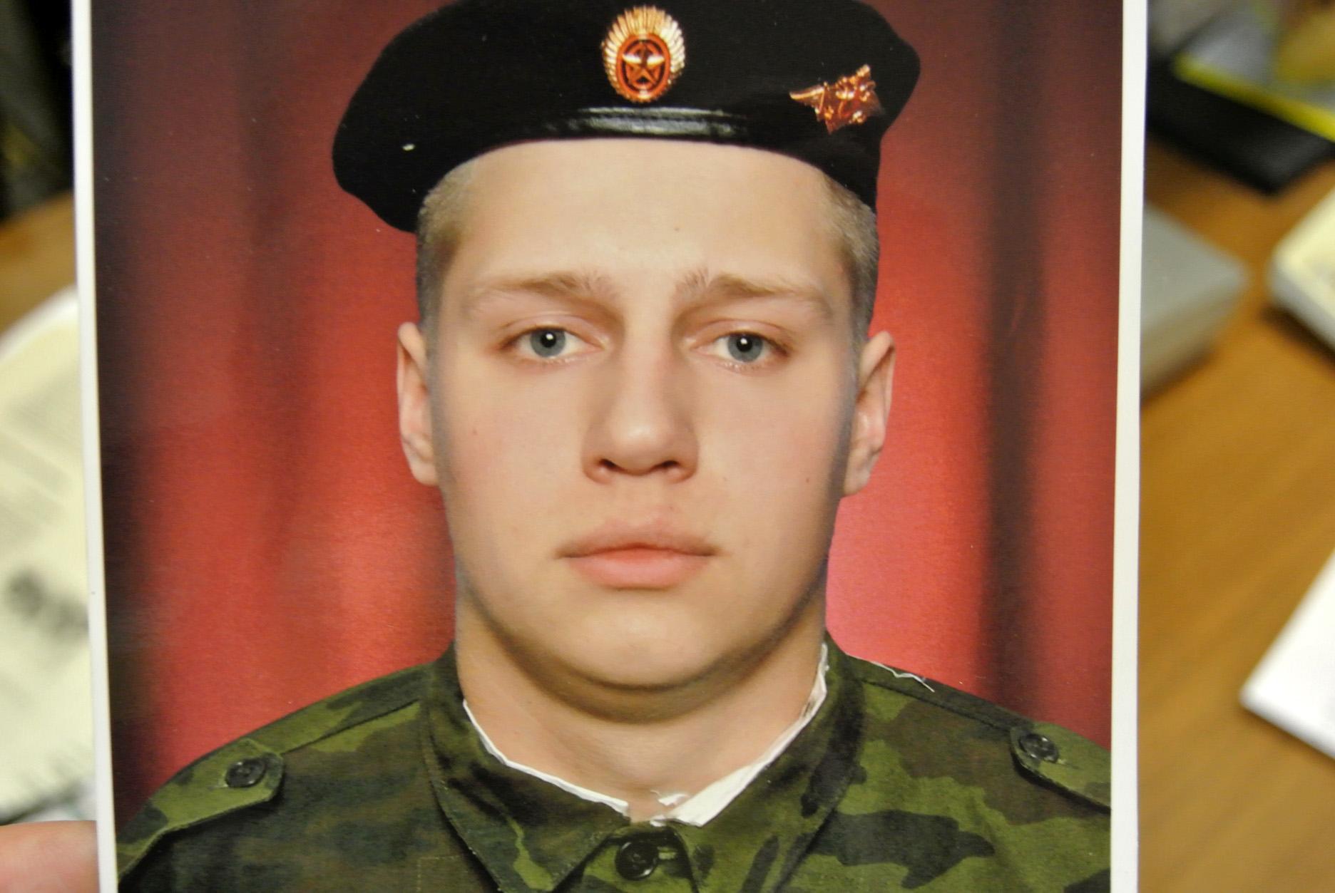 Вологодские «Солдатские матери» взялись за поиски пропавшего контрактника