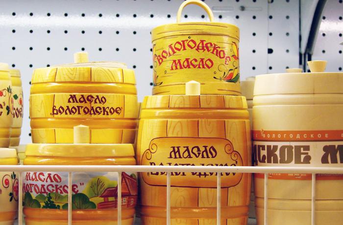 Вологодским производителям помогут сохранить вкус настоящего масла