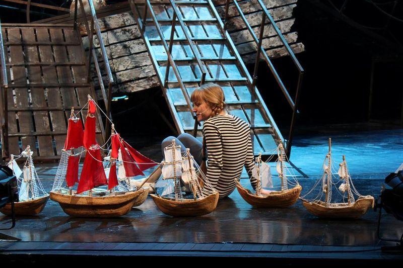 Вологодский спектакль «Алые паруса» покажут на международном фестивале