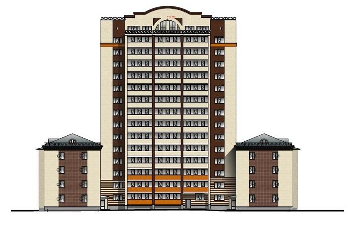 Под жилой комплекс в Вологде отдали здание, в котором собирались сделать общежитие для детей из ВМЛ