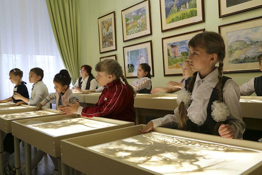 Детская художественная галерея открылась в Великом Устюге