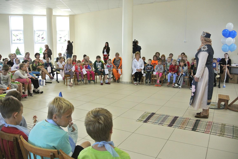 """""""Мир без слёз"""" подарили маленьким пациентам областной детской больницы"""