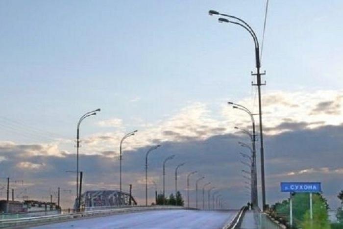 Вологжанин спрыгнул с моста в Сухону и погиб
