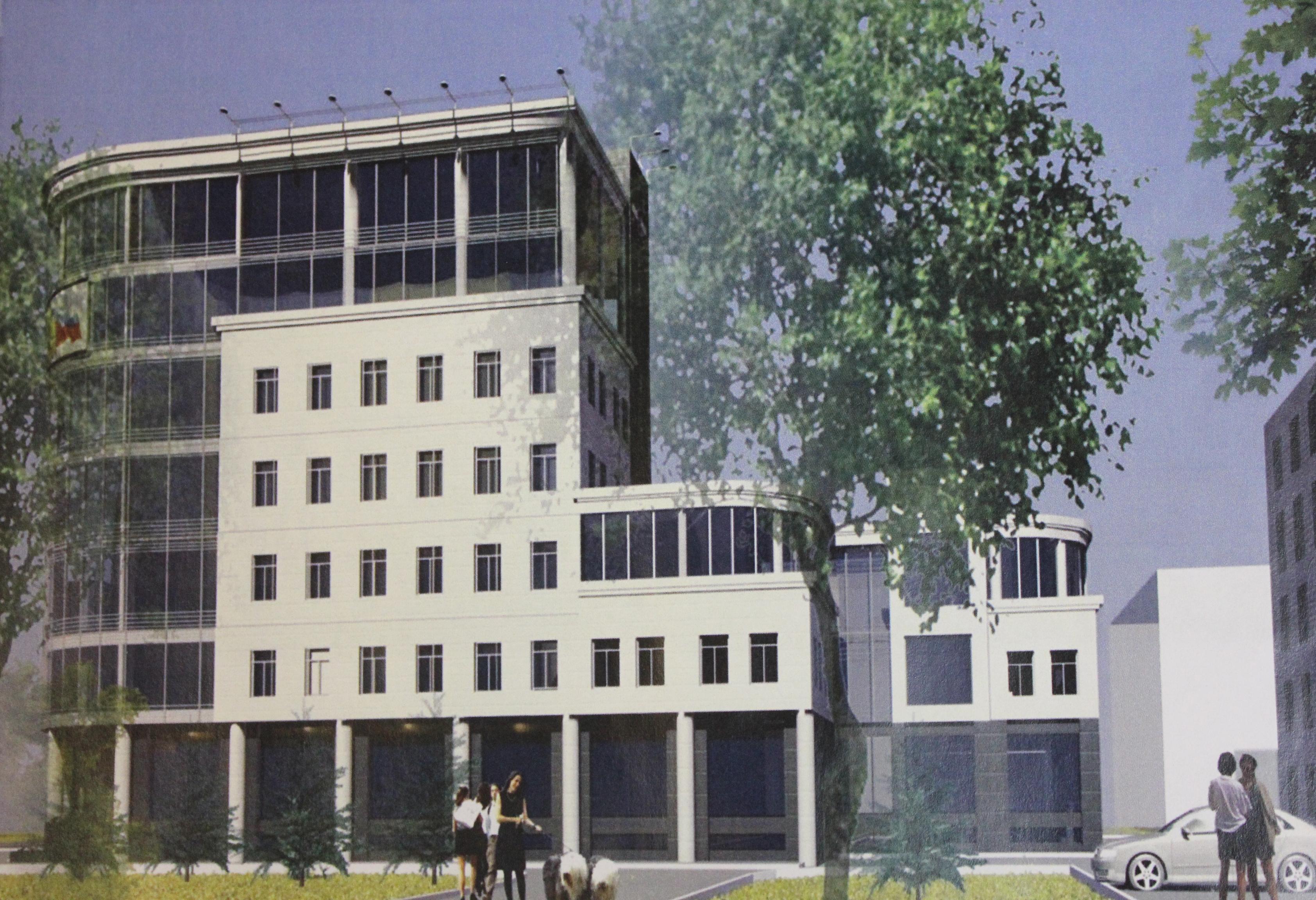 Вологжане написали открытое письмо главе региона против строительства 7-этажного здания МЧС в центре города