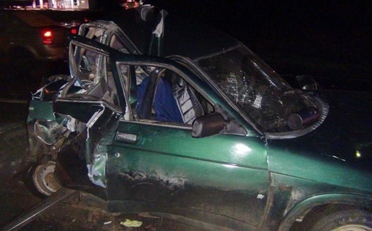 В ДТП под Череповцом погибли водитель и два пассажира