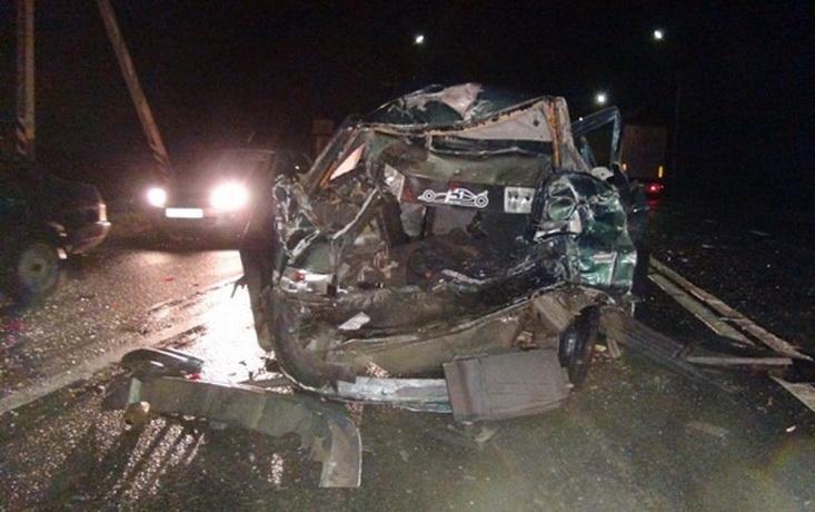 Водитель грузовика, из-за которого погибли три человека в Череповецком районе, был пьян
